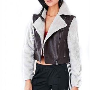 Urban Outfitters BDG Moto Jacket